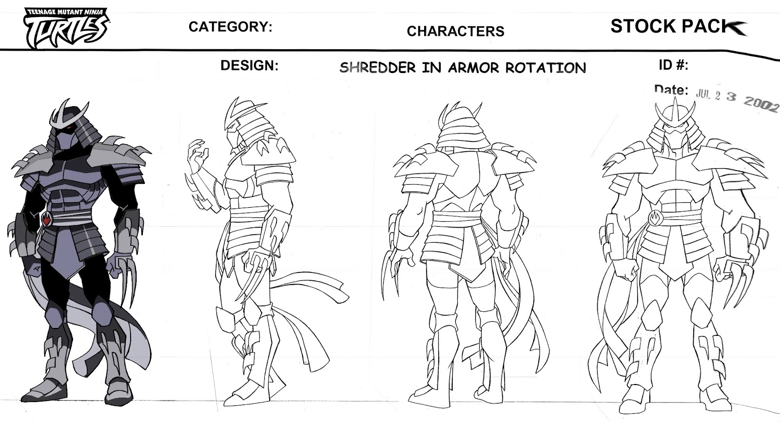 tmnt coloring pages shredder machine - photo#27
