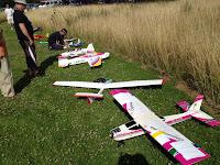 Avion de l'Association Air Modèles Club de Cheverny - 3