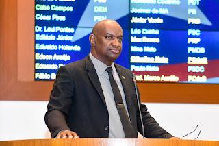 Deputado Cabo Campos solicita inclusão do Angelim e adjacências no Mais Asfalto
