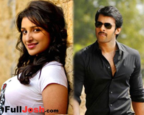 Prabhas To Romance With Parineeti Next??