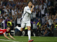 Ronaldo's hat-trick, Madrid Dismiss Bayern