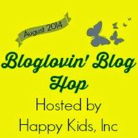 Bloglovin Blog Hop!