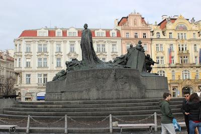 Pomnik Jana Husa
