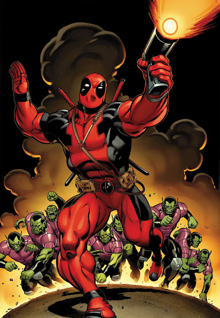 deadpool vs skrulls