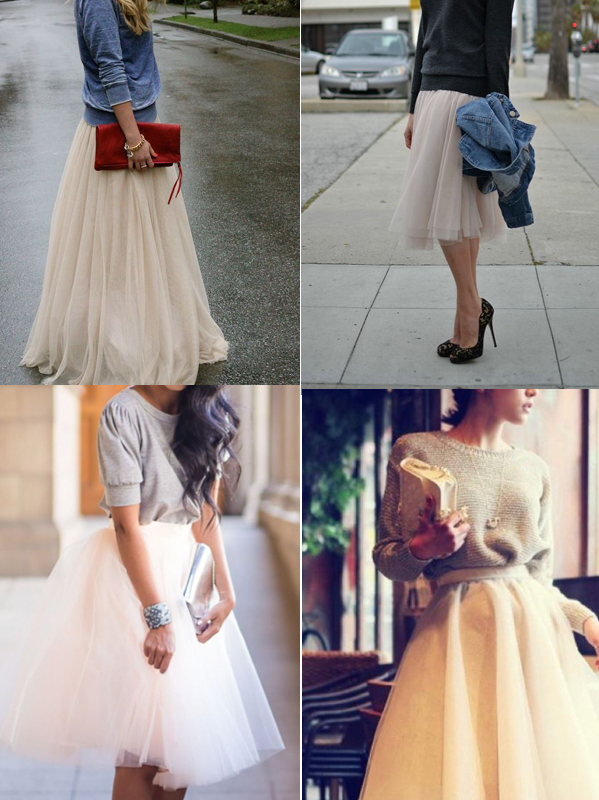 how to style tutu