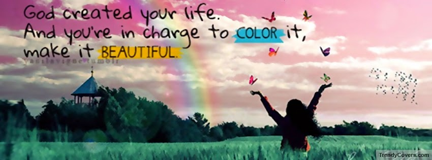 Positive Thinking: Positive Facebook Covers