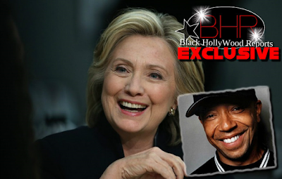 Rap mogul And Business Owner Russell Simmons Endorses Hillary Clinton For President