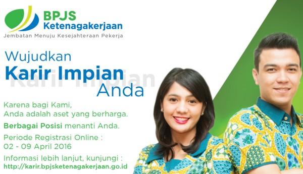 BPJS KETENAGAKERJAAN : SELEKSI CALON PEGAWAI TETAP - BUMN, INDONESIA