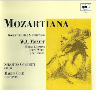Mozart, Liebmann, Wölfl, Hummel: Mozartiana