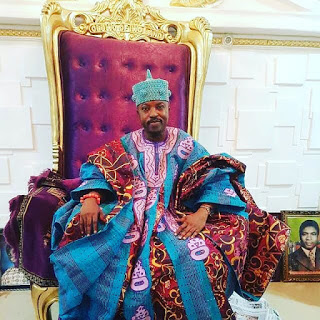 OBA ADEWALE AKANBI: Complete History, Biography, Family, State Of Origin, Birth And Throwback Photos Of Oba Adewale Akanbi Oluwo of lwo land