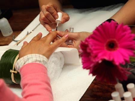 manicure fotos