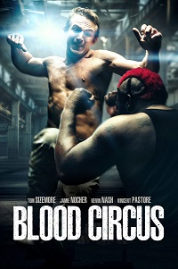 Poster Blood Circus