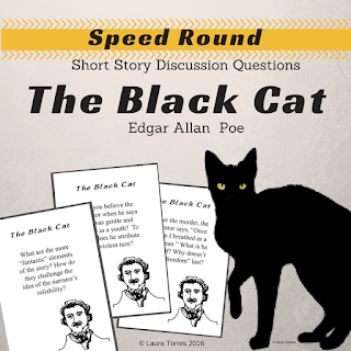 the purpose of doubling in the black cat a short story by edgar allan poe Edgar allan poe's the fall of the house of usher  never shares his purpose for telling the story,  doubling a number of poe's short stories deal in.