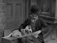 """Кадр из фильма Чарли Чаплина """"Собачья жизнь"""" / A Dog's Life (1918) - 4"""