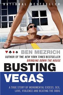 Books For Men Book Review! Busting Vegas by Ben Mezrich