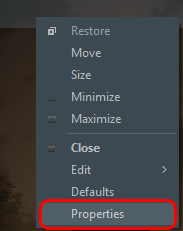 Cara Membuat Command Prompt Menjadi Transparan Di Windows 10
