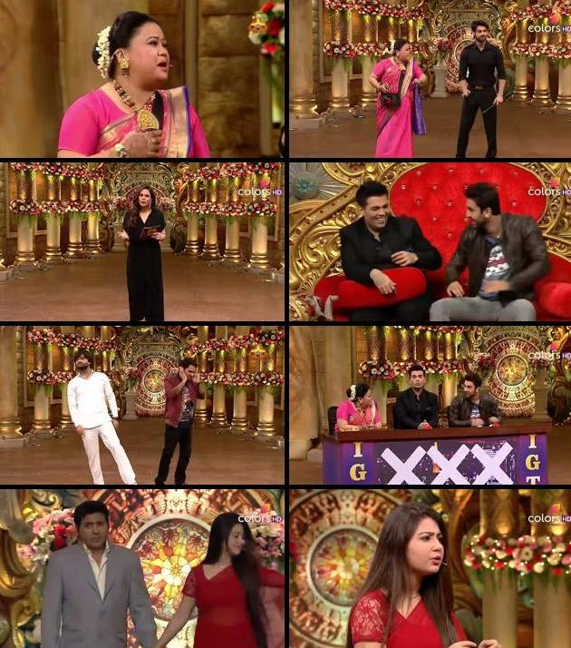 Comedy Nights Bachao 23 Oct 2016 HDTV 480p