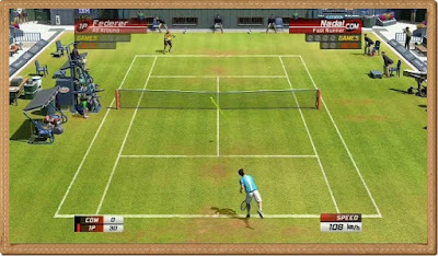 Virtua Tennis 3 PC Games Gameplay