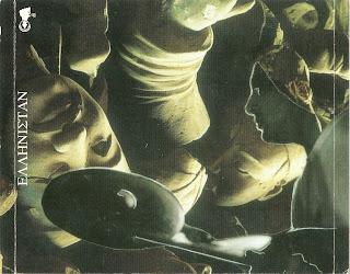 ΕΛΛΗΝΙΣΤΑΝ - (1998) Έκλειψη ins. back