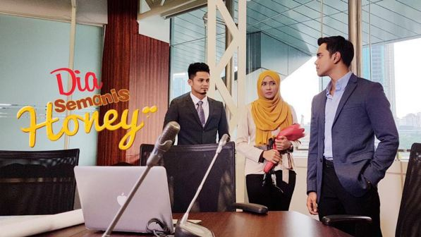 Tonton Online Download Full Drama Dia Semanis Honey (2016) Astro Ria & Ria HD