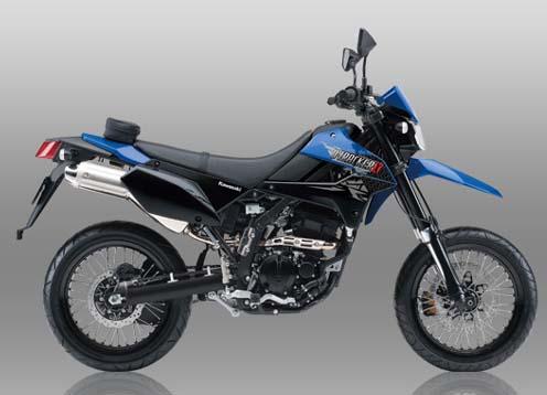 Harga Kawasaki D-Tracker X
