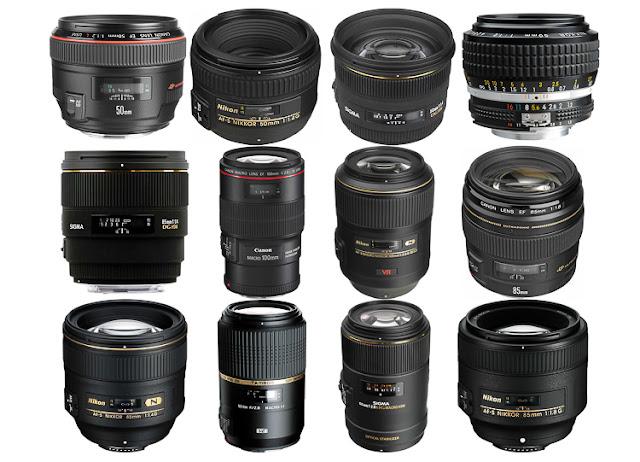 penting sekali bagi engkau yang masih pemula untuk mengenal jenis jenis lensa serta kegunaa Apa Itu Lensa Prime / fixed Dan Kelebihannya