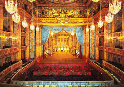 opera teatro versalles francia