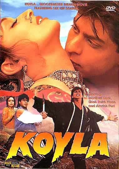 Koyla 1997 DVDRip 450mb Download