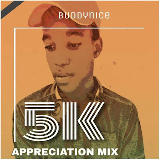 Buddynice - 5K Appretiation Mix
