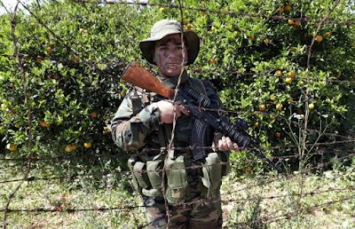 Le Hezbollah invite la presse à la frontière après des propos belliqueux d'Israël dans - ECLAIRAGE - REFLEXION a11