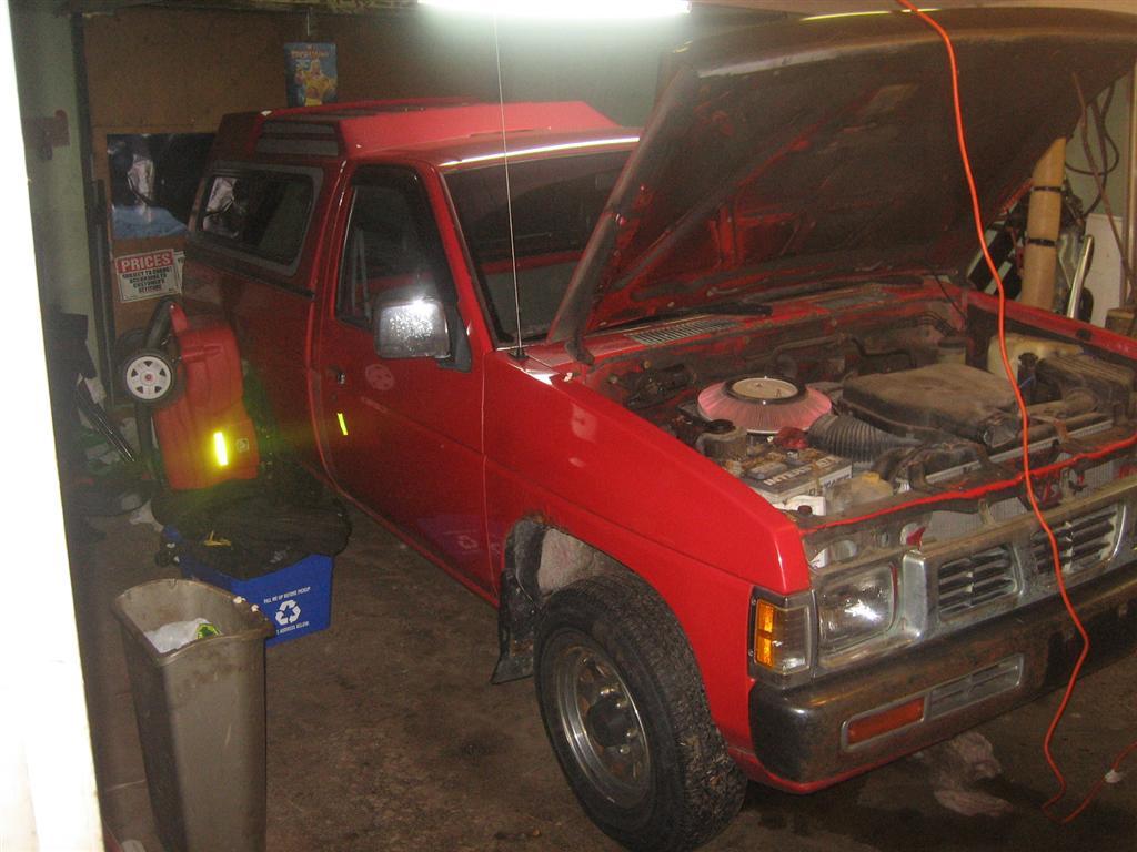 94 Hardbody Drift Truck Build Infamous Nissan Hardbody