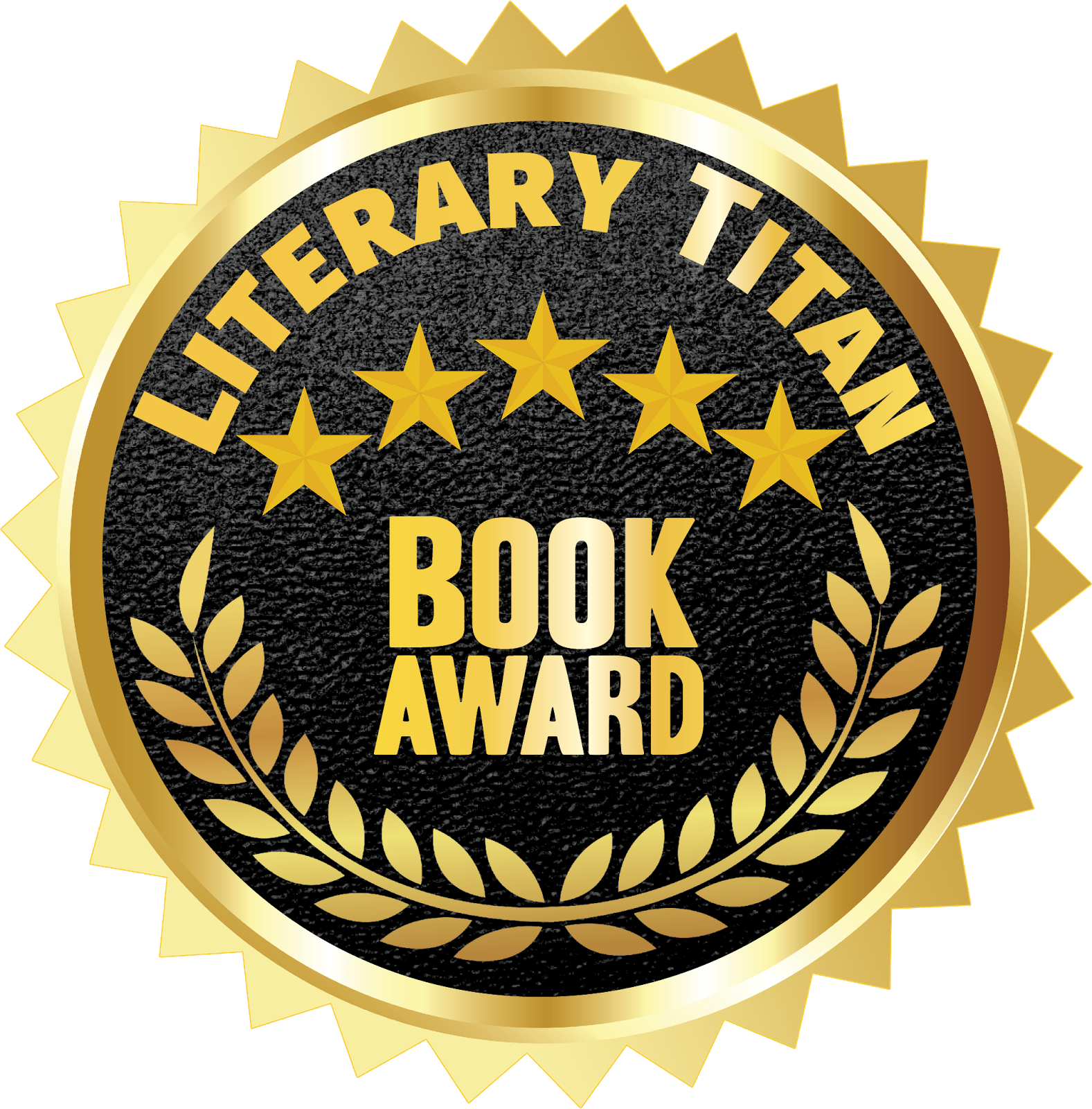 Two Time Literary Titan Gold