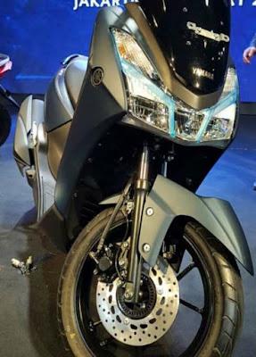 Yamaha Lexy 125