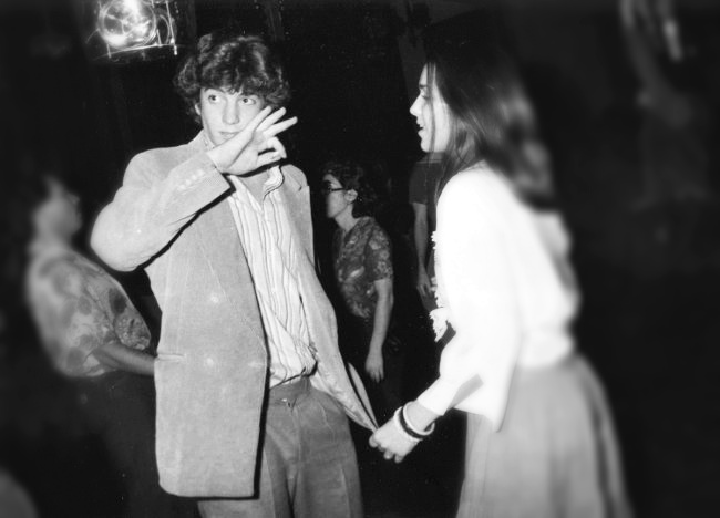 The Scene at Studio 54 John F. Kennedy, Jr.
