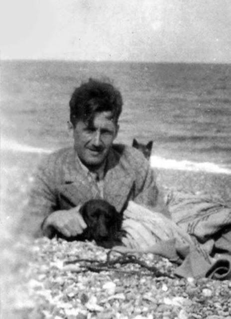 George Orwell dogs