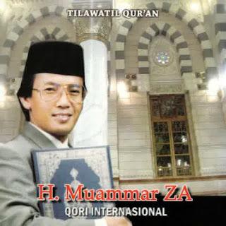 MP3 TILAWAH H. MUAMMAR ZA (SURAT AL ANFAL AYAT 1 DAN SURAT AZ ZALZALAH)