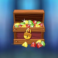 AvmGames Find Gold Treasure Box