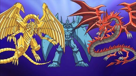 Sẽ là 1 thiếu sót rất lớn nếu mình không đề cập đến 3 vị thần này,cả 3 vị  thần đều không thể bị negate summon và sau đây mình sẽ phân thich riêng ...