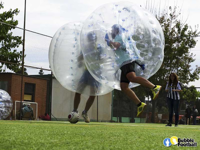 Bubble-Football-Sevilla
