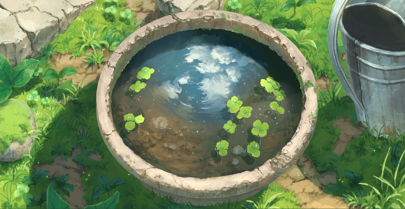 Garden [Wallpaper Engine Anime]