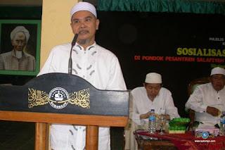 Begini Komentar Kh. Afifuddin tentang Eksistensi Syiah di Bondowoso