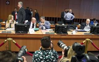 Eurogroup: Τι αναφέρει η επίσημη ανακοίνωση για το ελληνικό ζήτημα