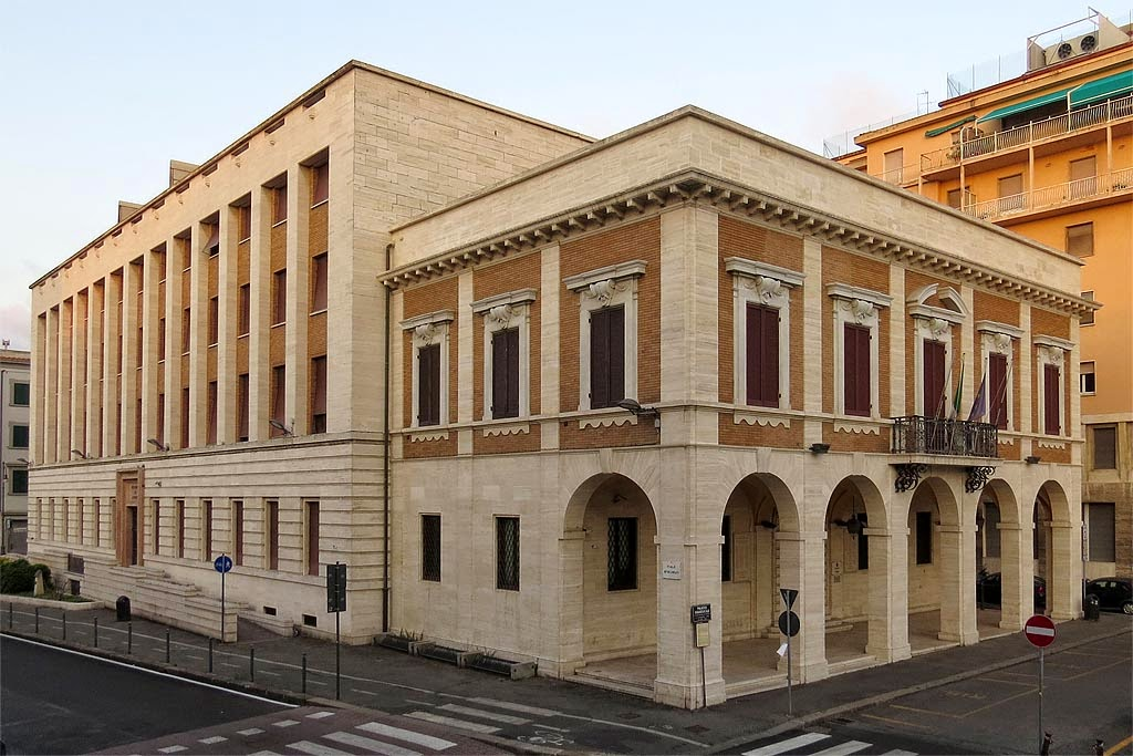 Palazzo Granducale, grand ducal palace, Livorno