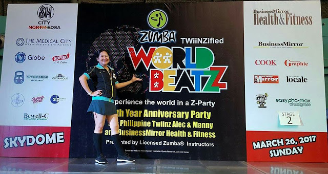 Zumba Twiinzified World Beatzz 5th Anniversary Party