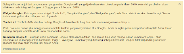 Google+ Akan Dihentikan Pada 2 April 2019! Siap Pindah?