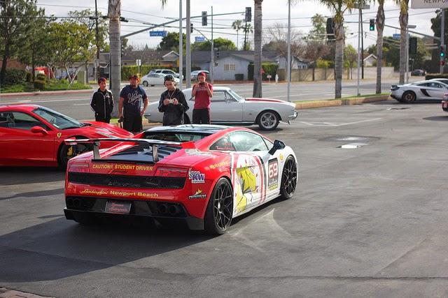 Lamborghini Gallardo đầy cá tính
