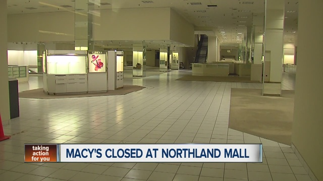 Closed Macy's