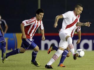 Paraguay vs Perú en Eliminatorias Sudamericanas Rusia 2018
