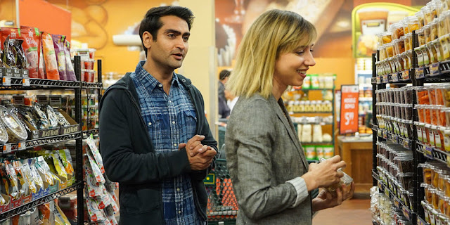 Kumail Nanjiani Zoe Kazan Emily V. Gordon Judd Apatow Michael Showalter | The Big Sick