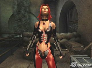 BloodRayne - PS2